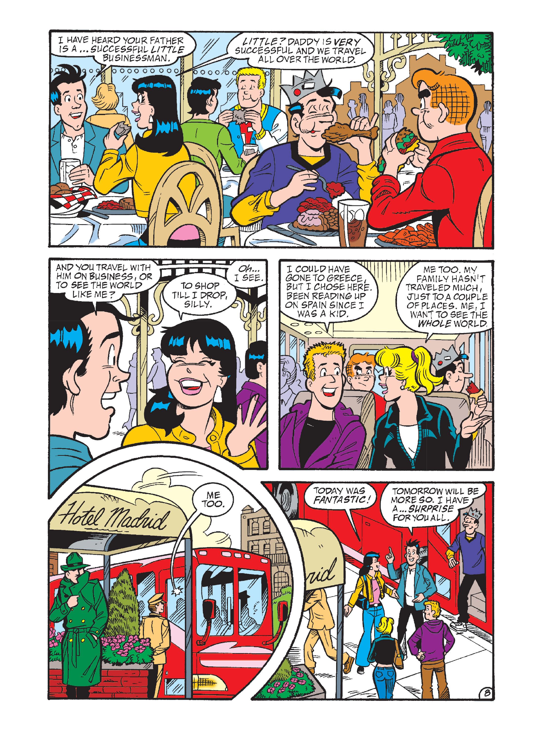 Read online Archie's Funhouse Double Digest comic -  Issue #2 - 43