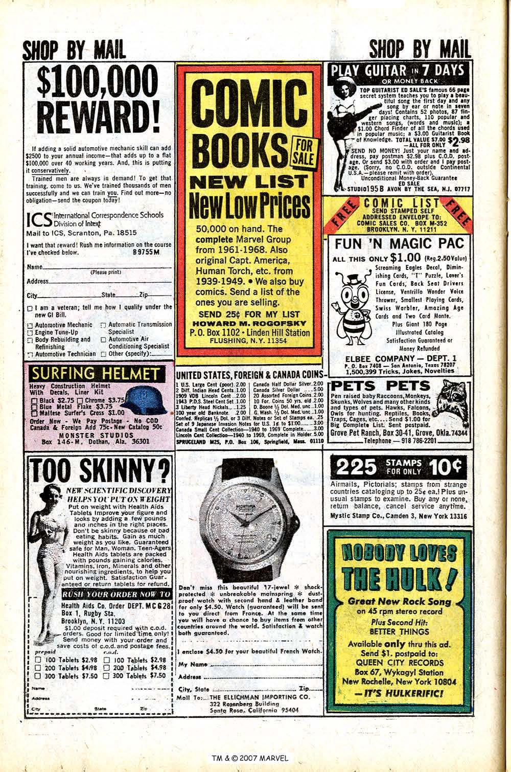 Read online Silver Surfer (1968) comic -  Issue #13 - 26