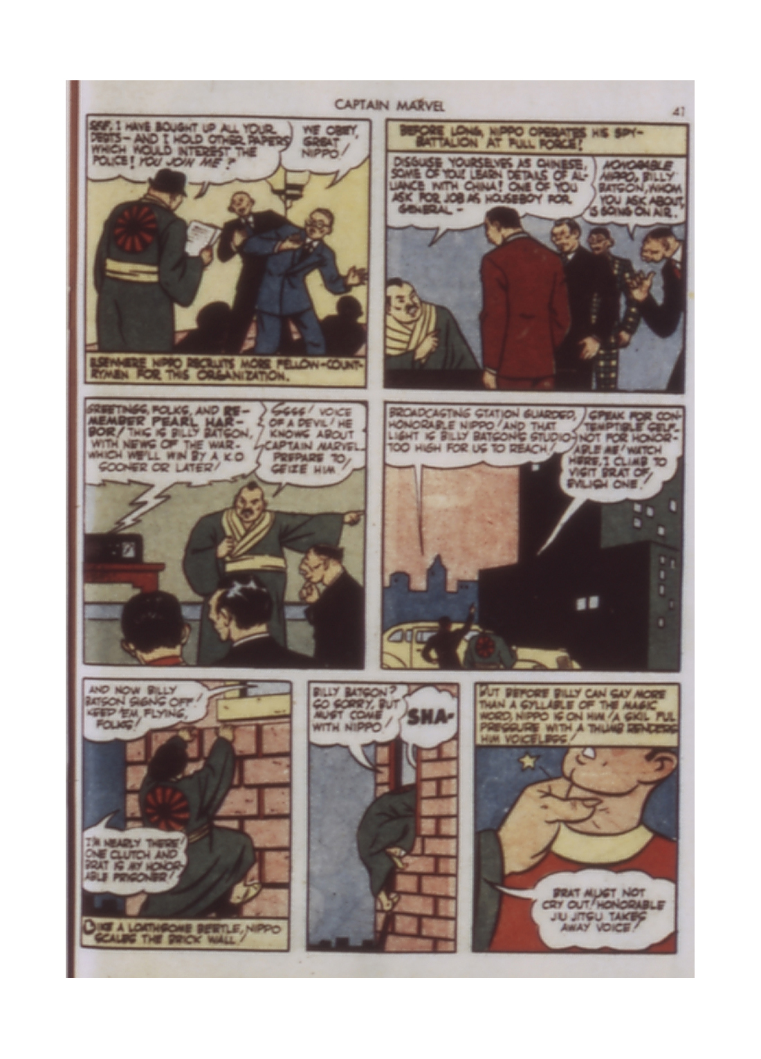 Captain Marvel Adventures issue 9 - Page 41