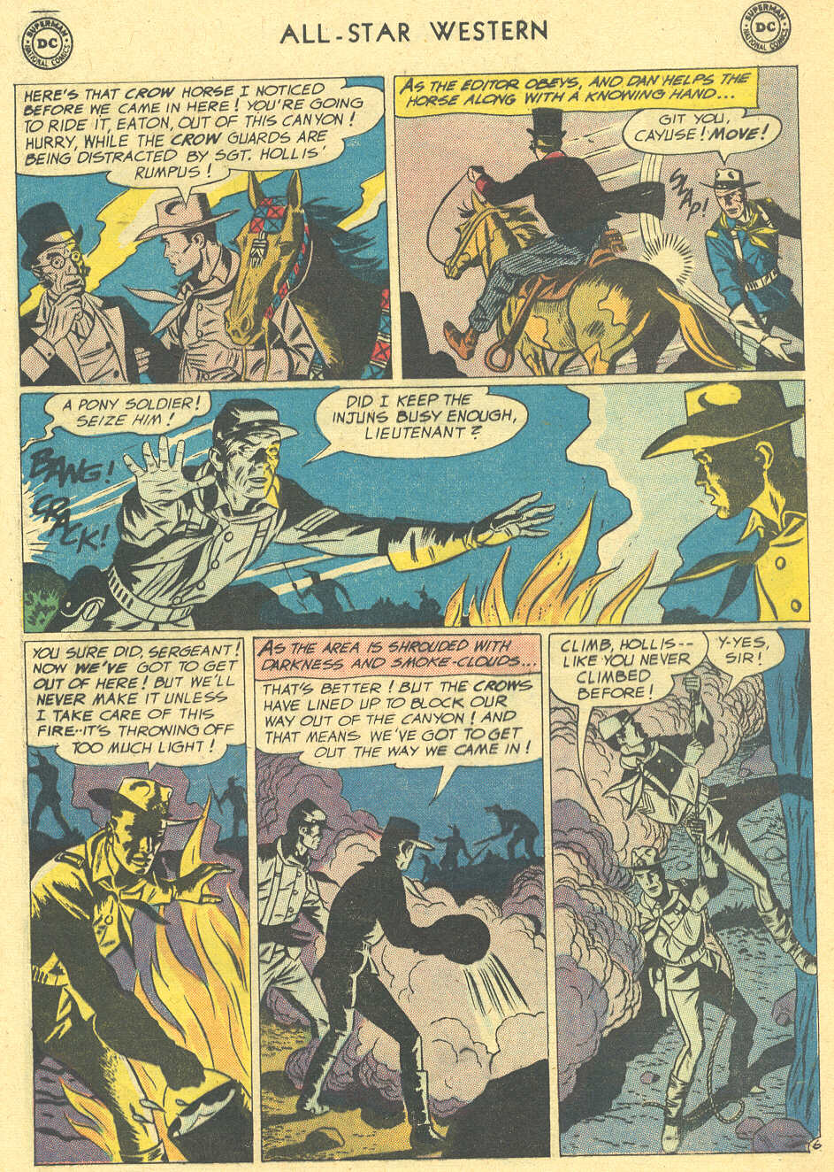 Read online All-Star Western (1951) comic -  Issue #113 - 21