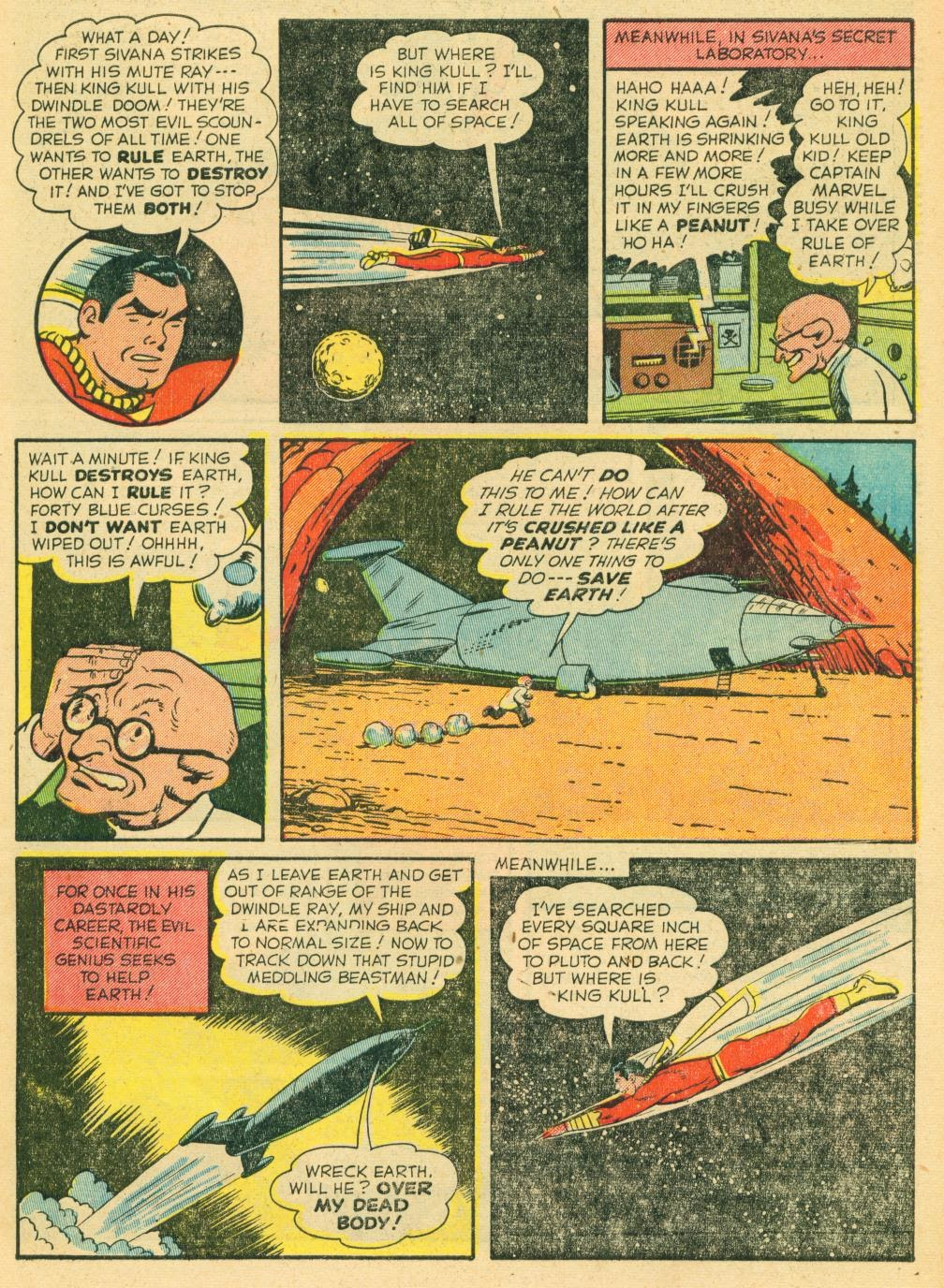Captain Marvel Adventures issue 130 - Page 7