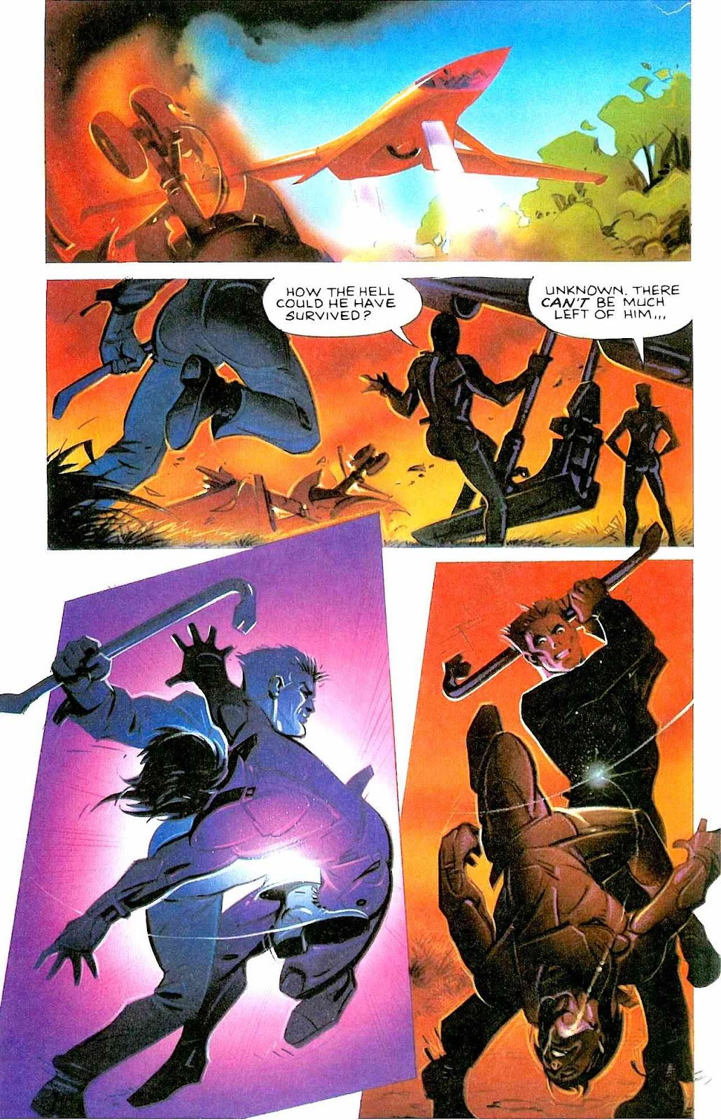 Tempus Fugitive issue 3 - Page 6