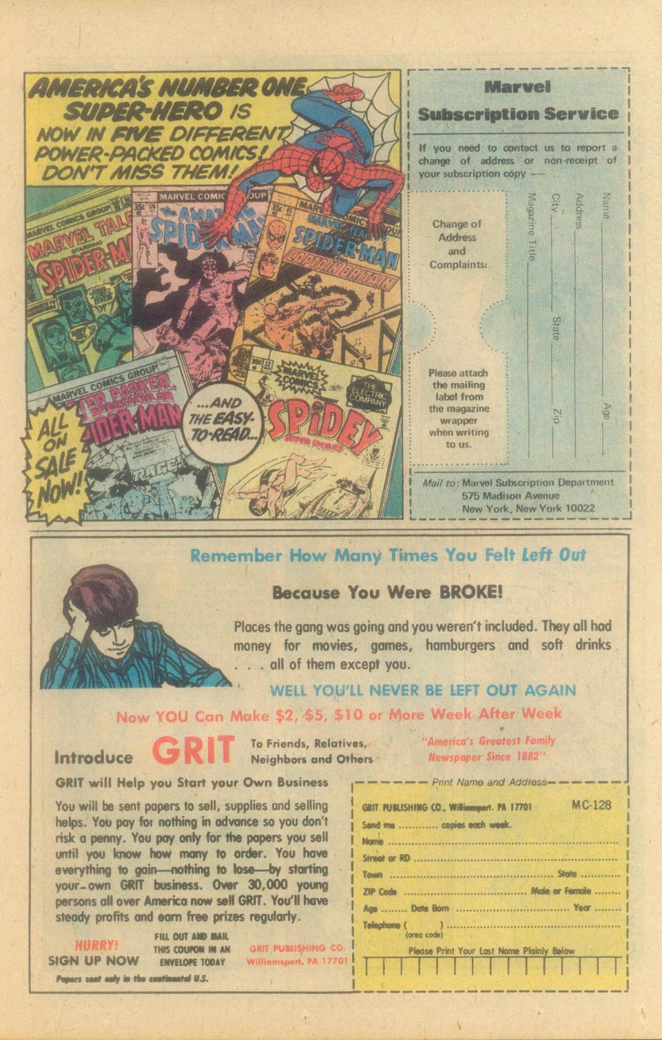 Read online Sgt. Fury comic -  Issue #150 - 23
