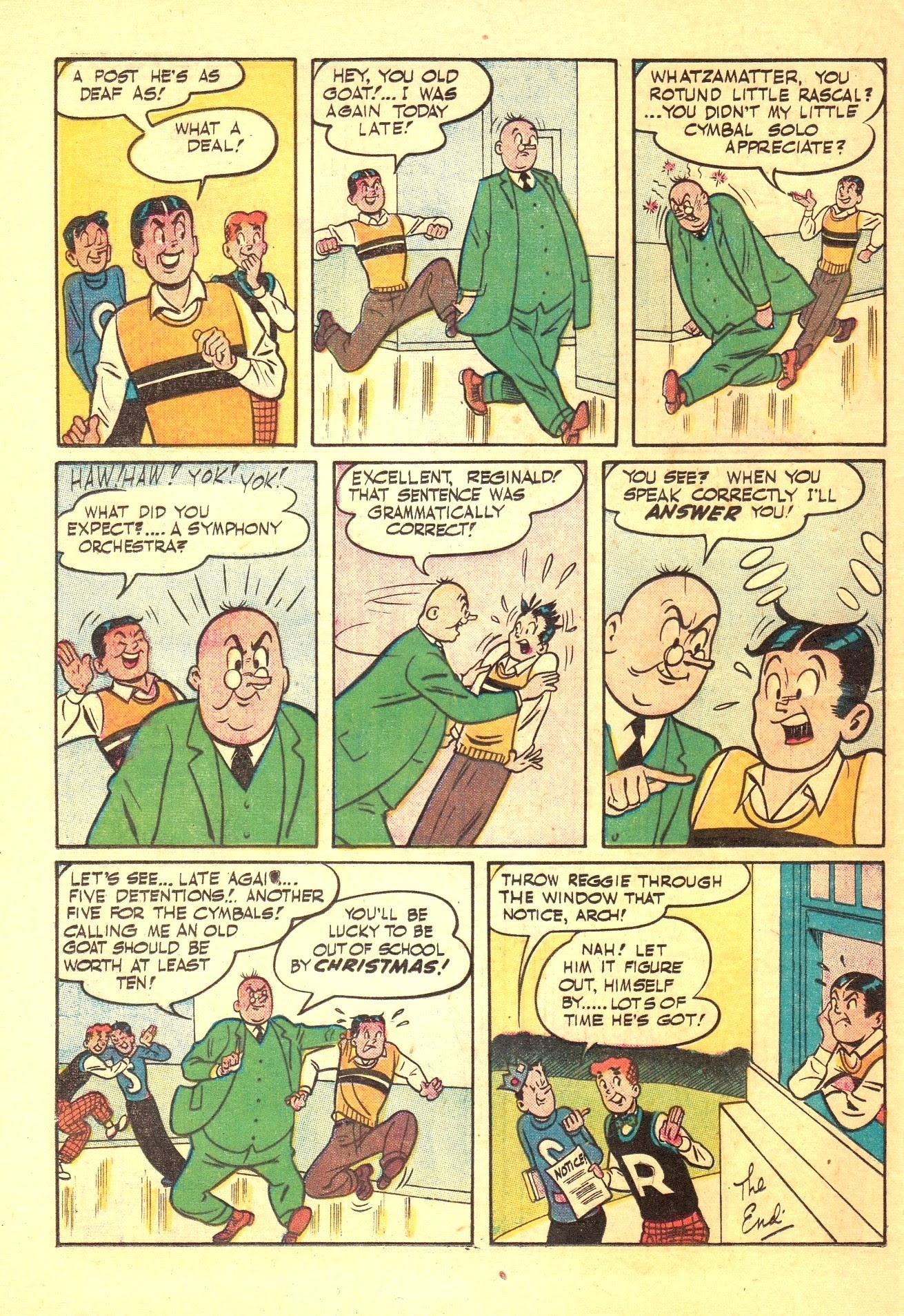 Archie Comics issue 087 - Page 24