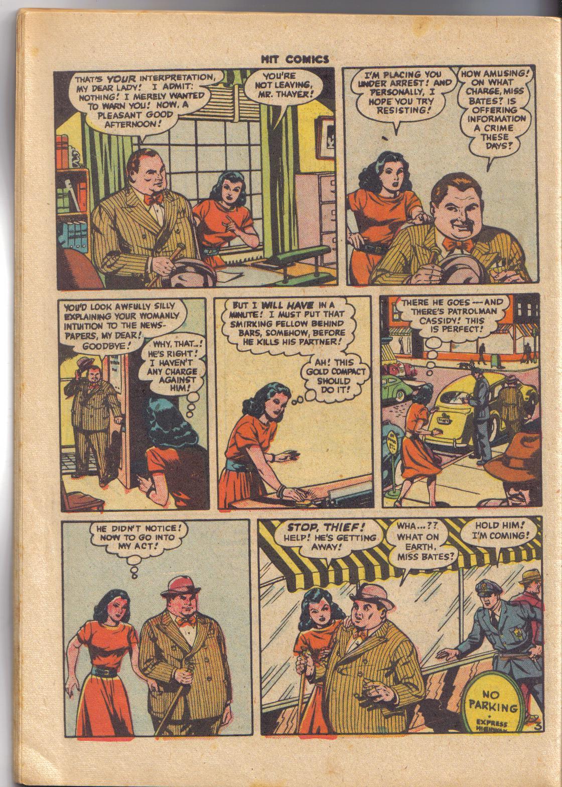 Read online Hit Comics comic -  Issue #45 - 25