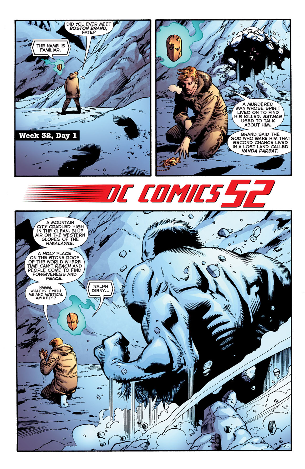 Read online 52 comic -  Issue #32 - 3