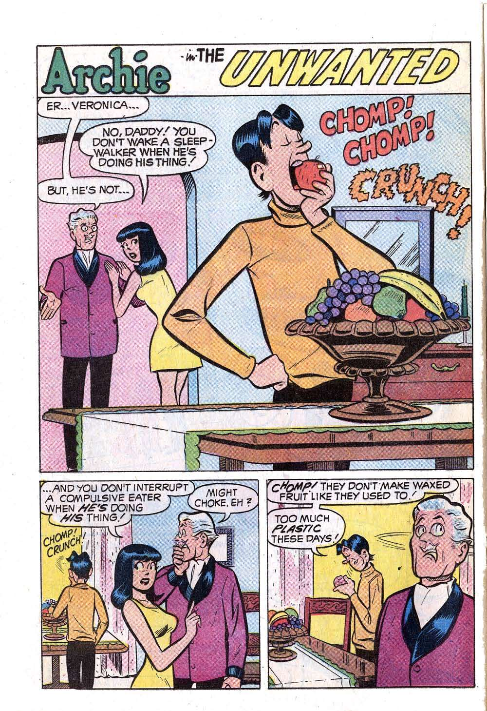 Read online Archie (1960) comic -  Issue #201 - 20