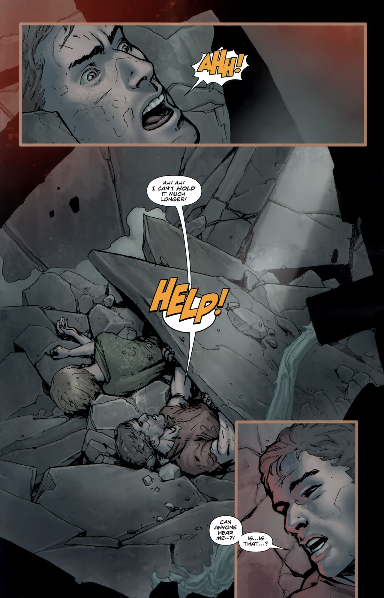 Read online Soldier Zero comic -  Issue #1 - 20