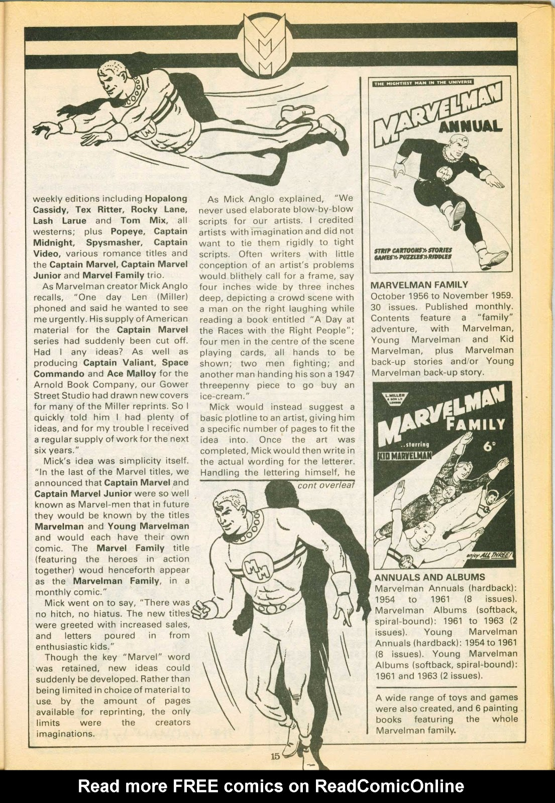 Warrior Issue #1 #2 - English 15