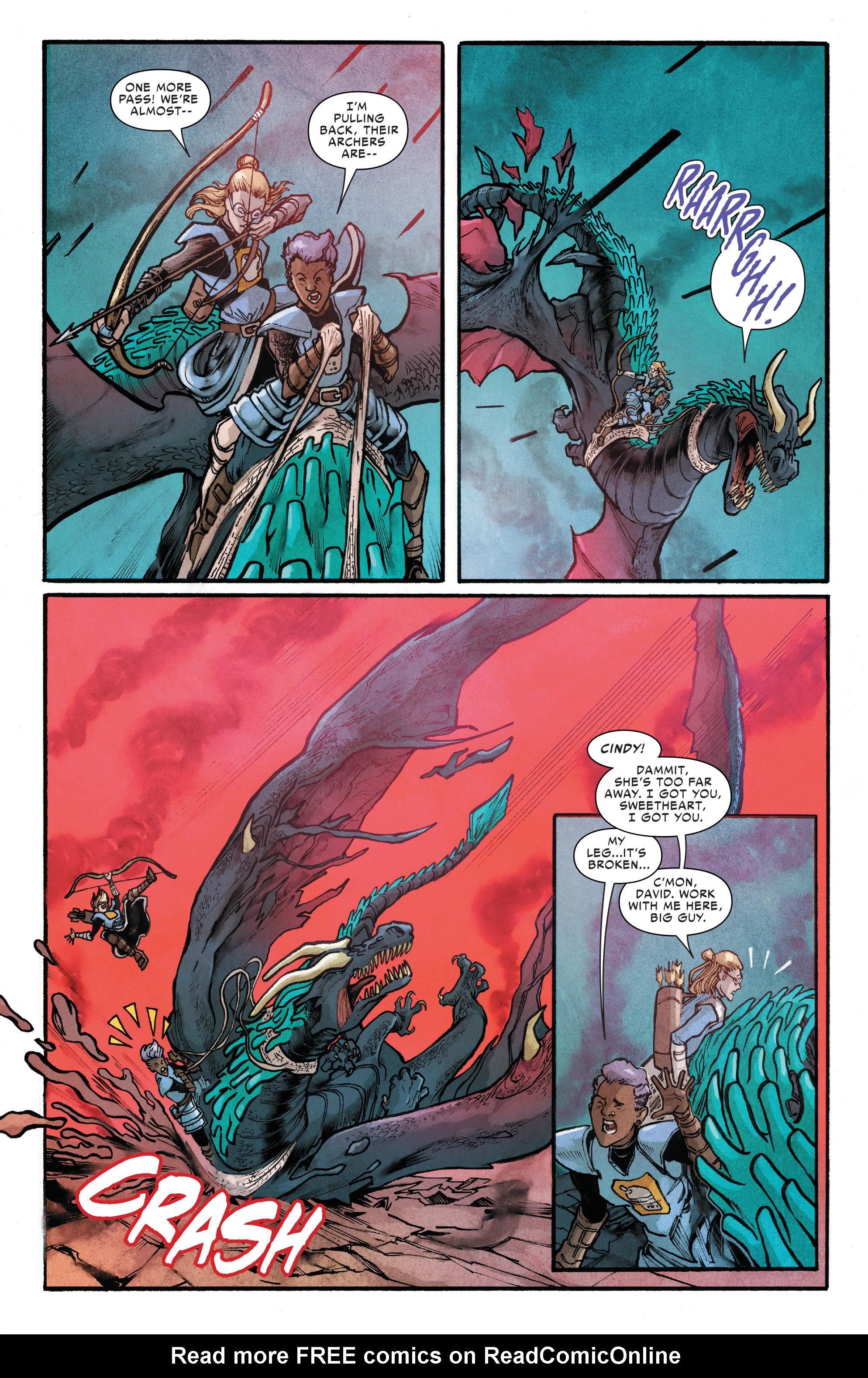 Read online Silk (2016) comic -  Issue #13 - 6
