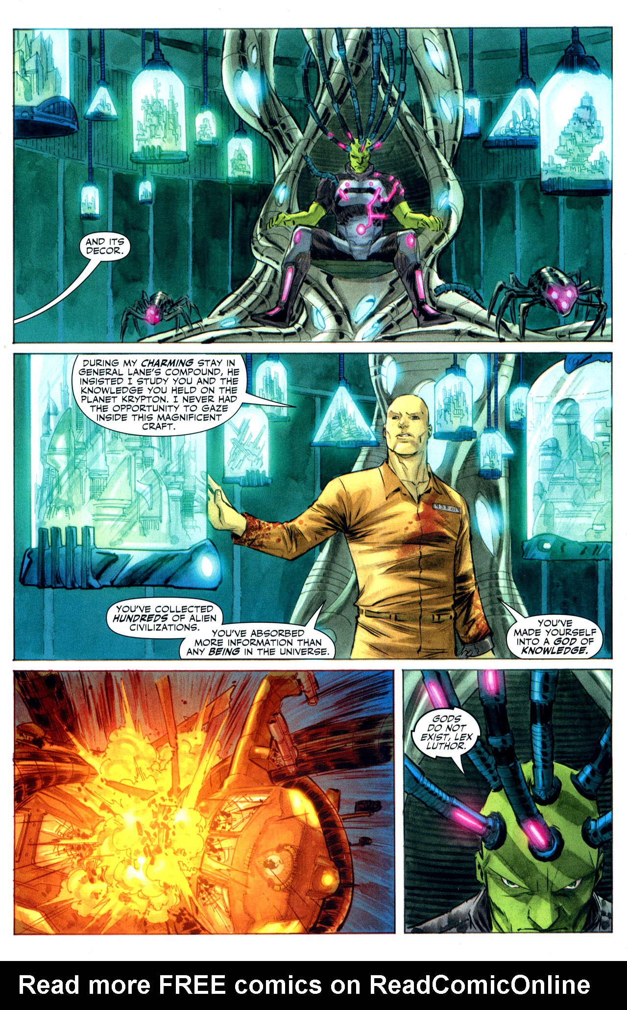 Read online Adventure Comics (2009) comic -  Issue #2 - 4