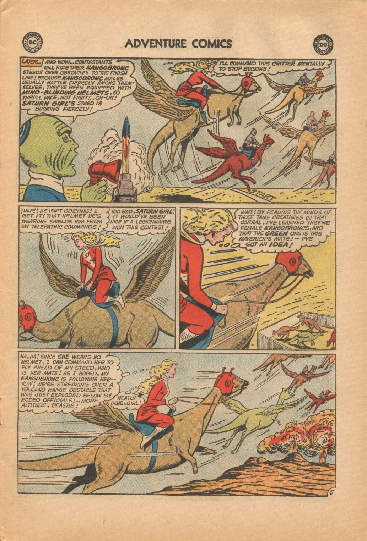 Read online Adventure Comics (1938) comic -  Issue #323 - 7