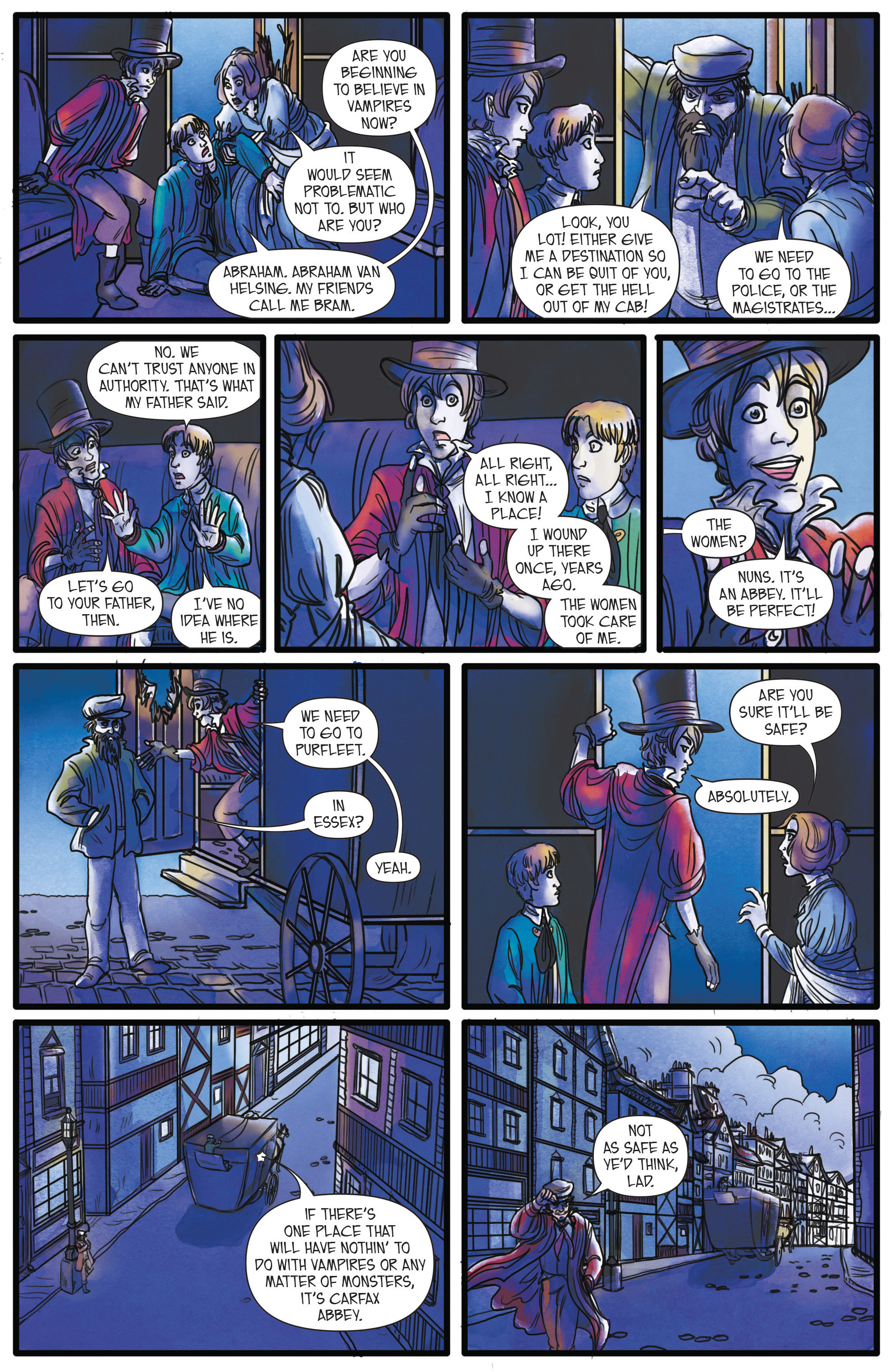 Read online Artful comic -  Issue #2 - 15