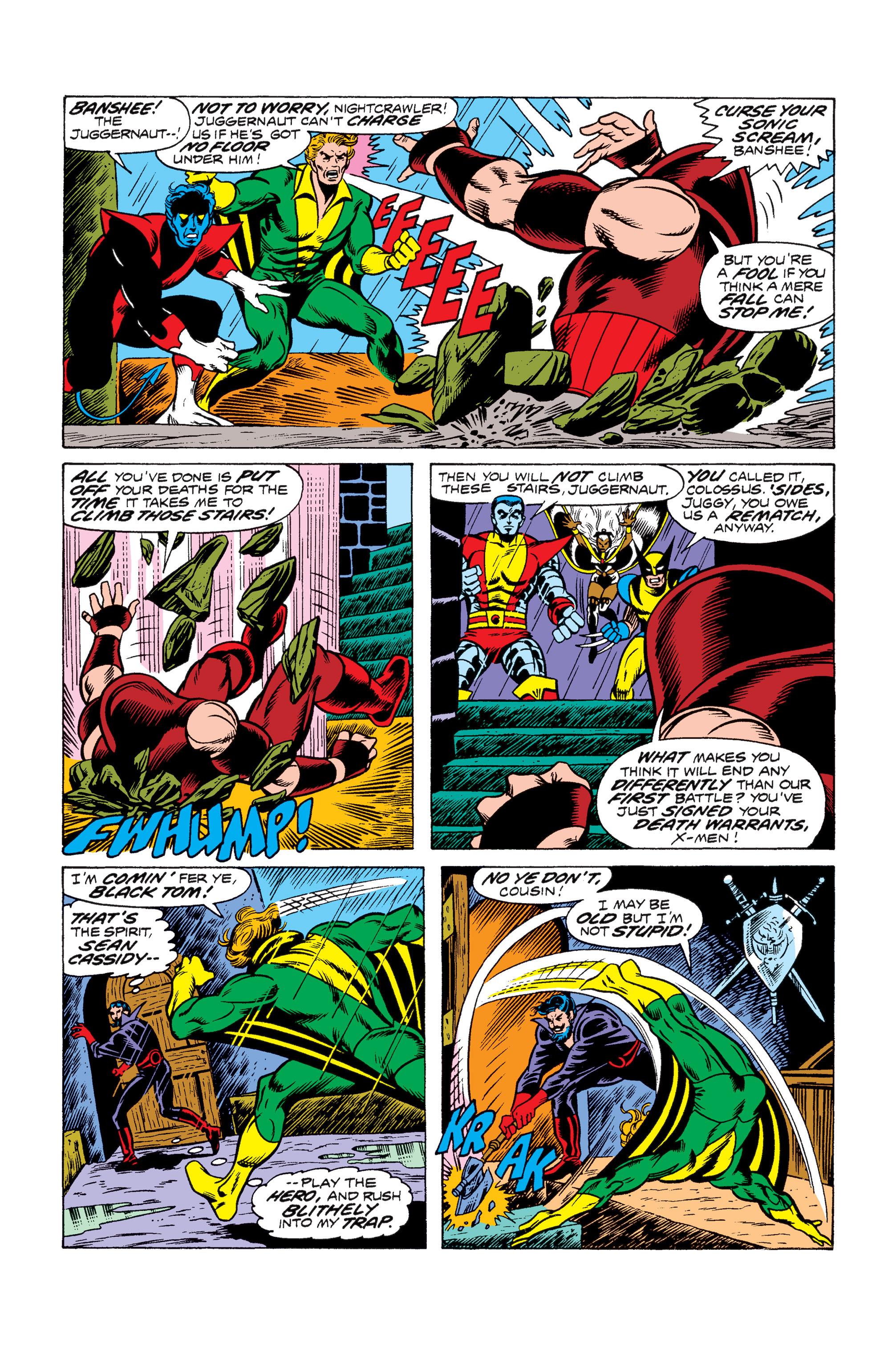 Uncanny X-Men (1963) 103 Page 15