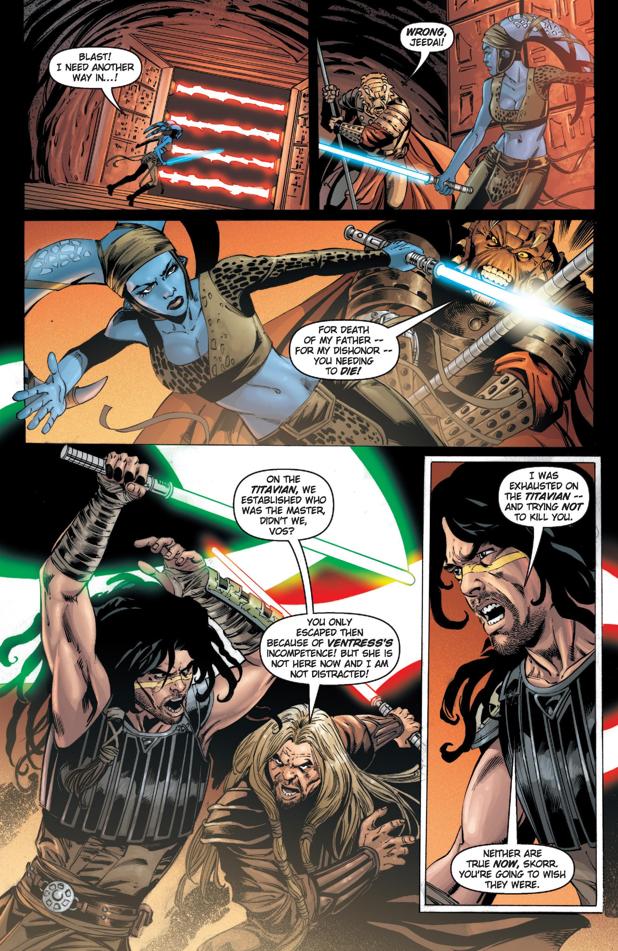 Read online Star Wars Omnibus comic -  Issue # Vol. 26 - 322