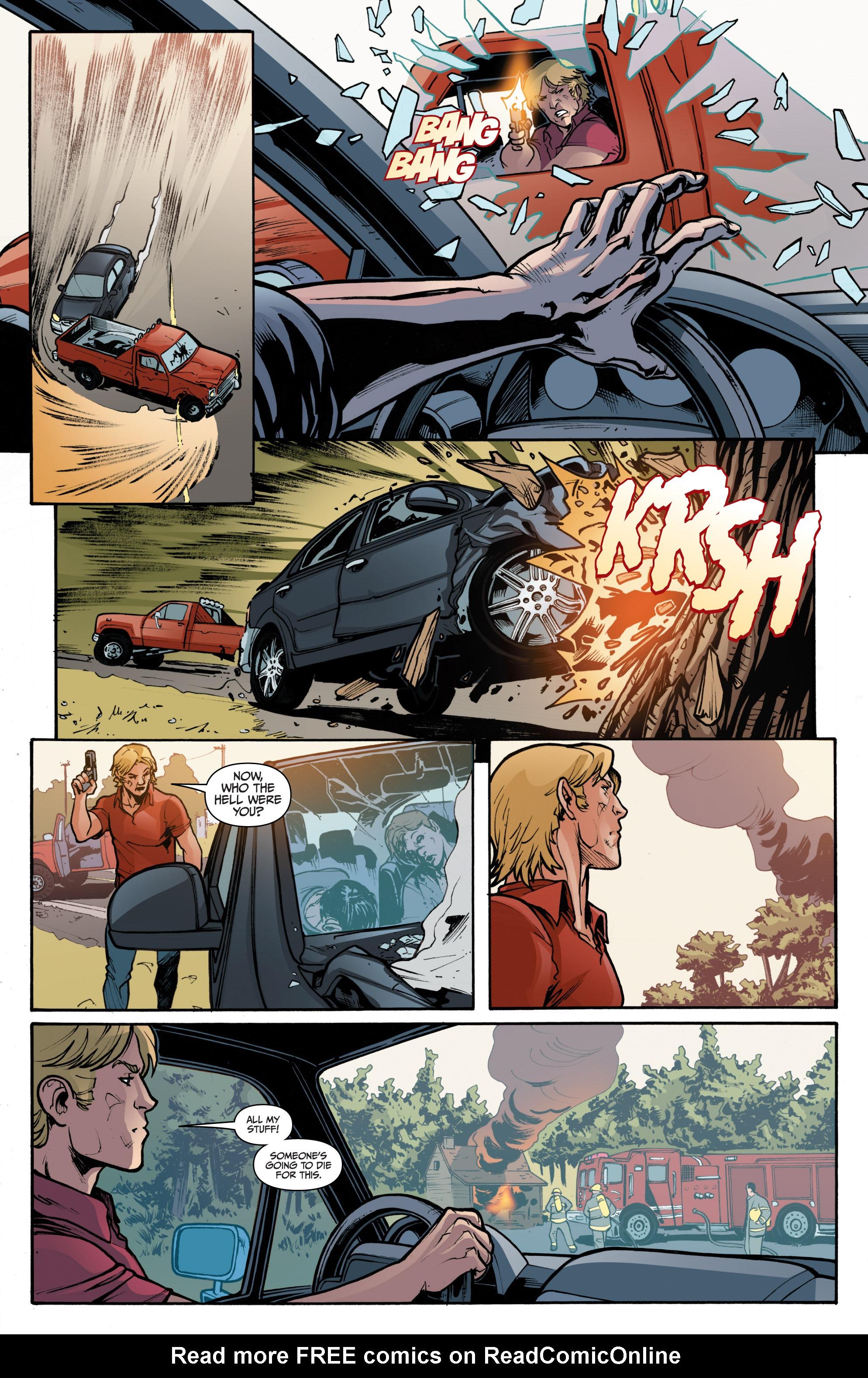 Read online 3 Guns comic -  Issue #2 - 11