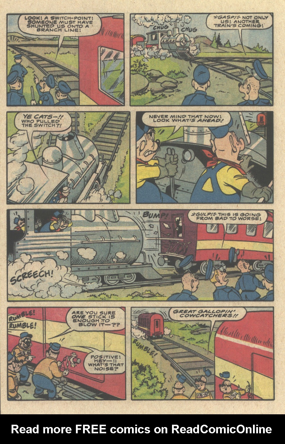 Read online Uncle Scrooge (1953) comic -  Issue #218 - 20