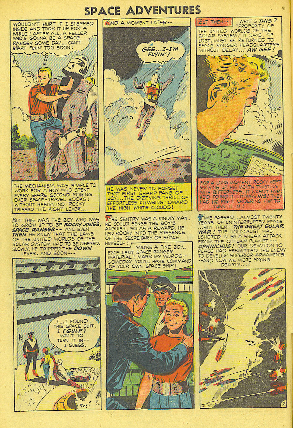 Read online Space Adventures comic -  Issue #15 - 3
