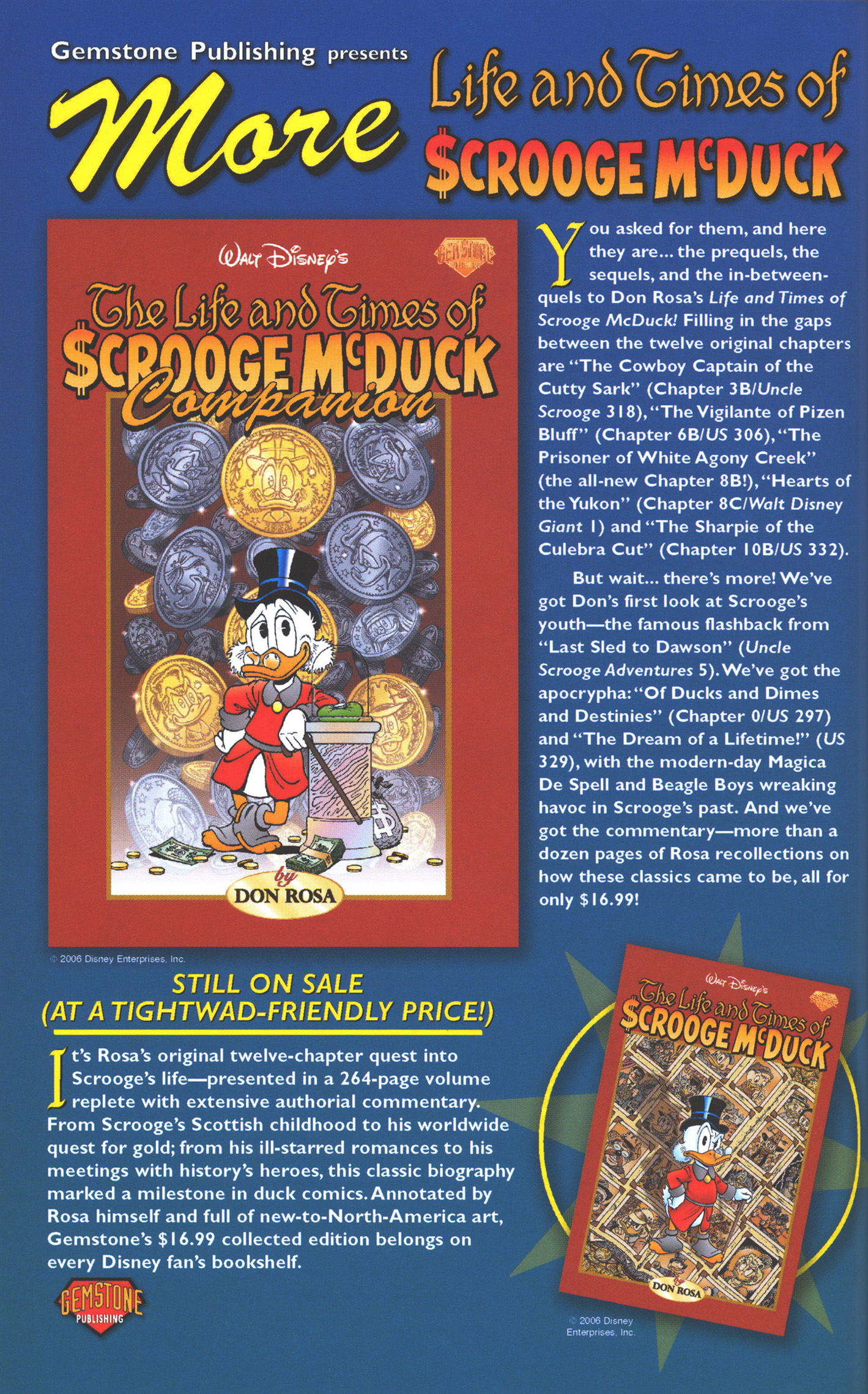 Read online Uncle Scrooge (1953) comic -  Issue #360 - 52