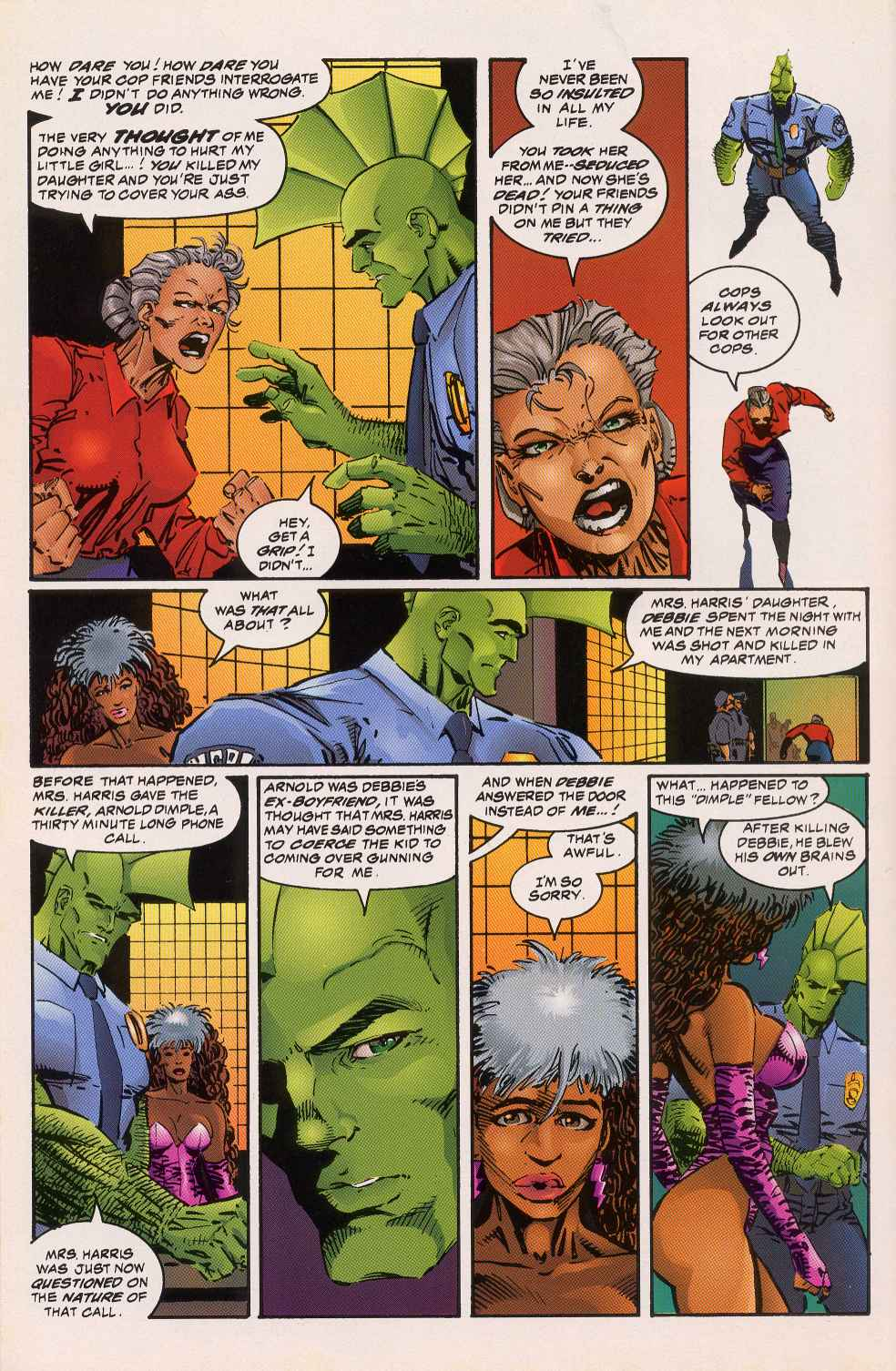 The Savage Dragon (1993) Issue #5 #7 - English 8