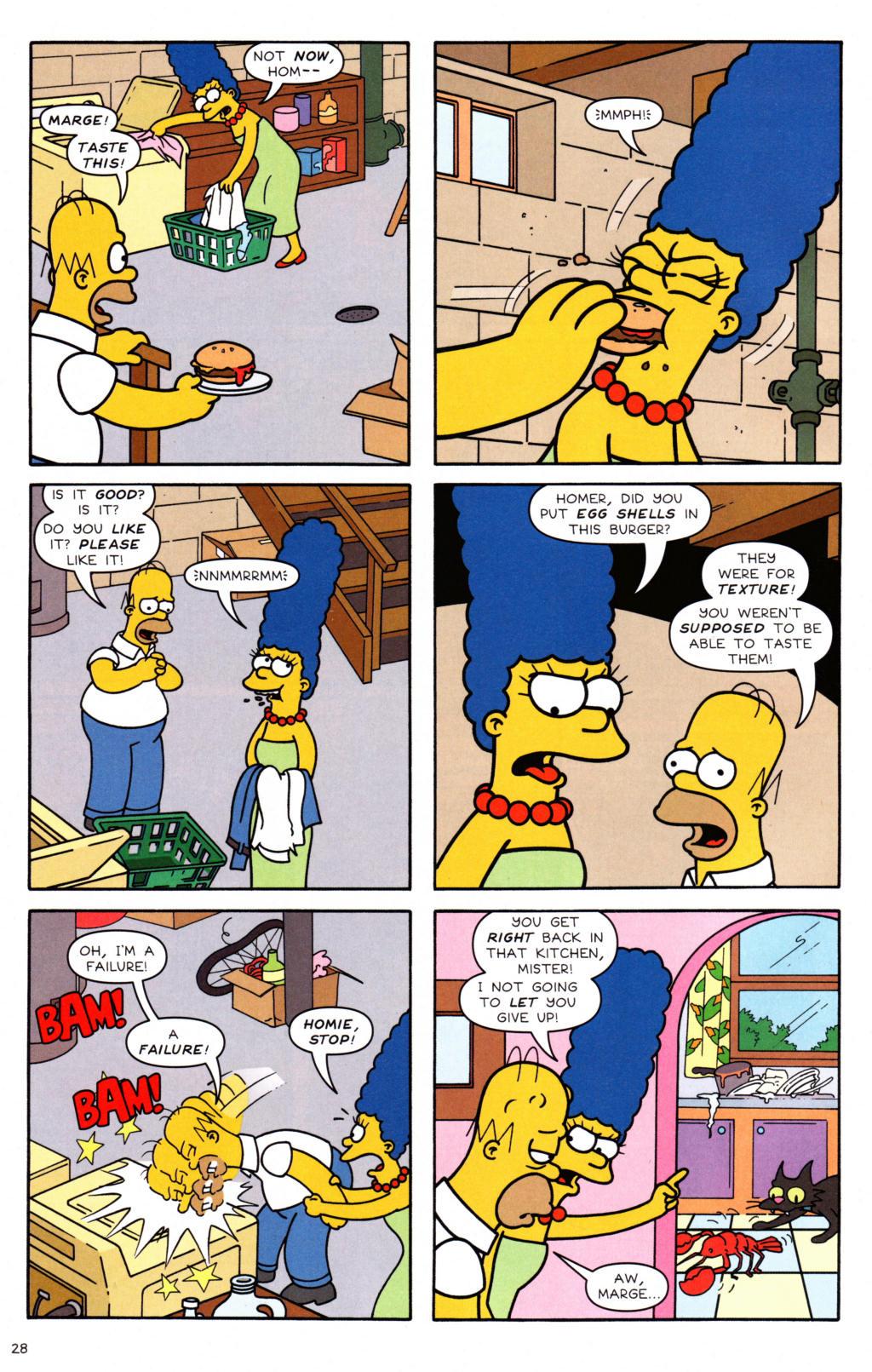 Read online Simpsons Comics Presents Bart Simpson comic -  Issue #34 - 23
