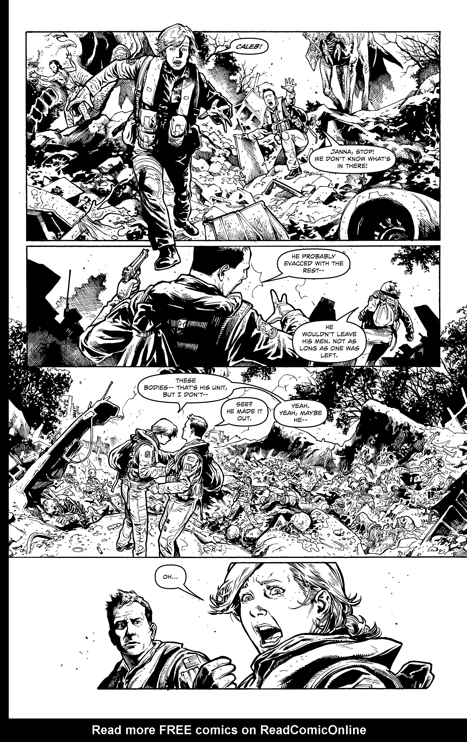 Read online Alan Moore's Cinema Purgatorio comic -  Issue #9 - 45