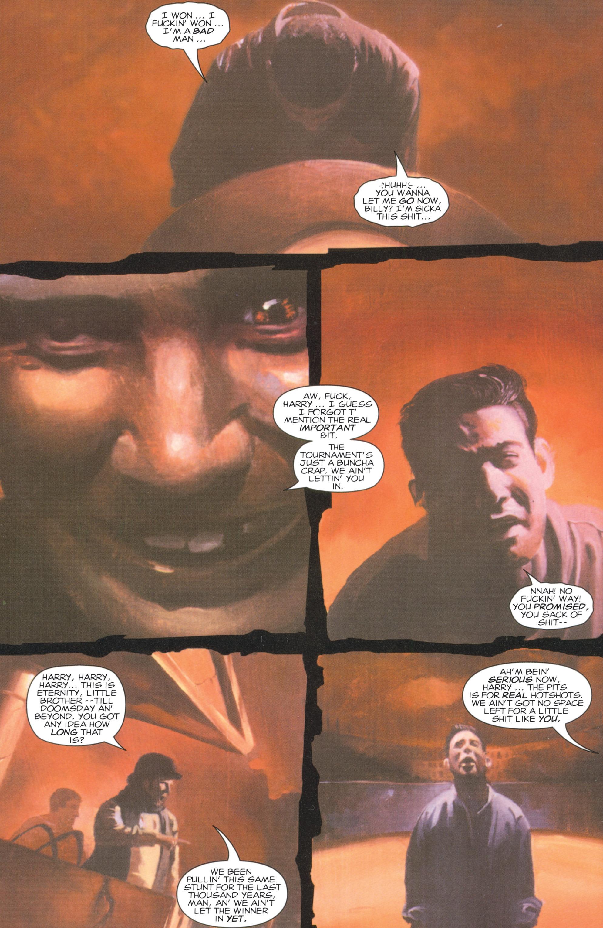 Read online Deadside comic -  Issue #3 - 24