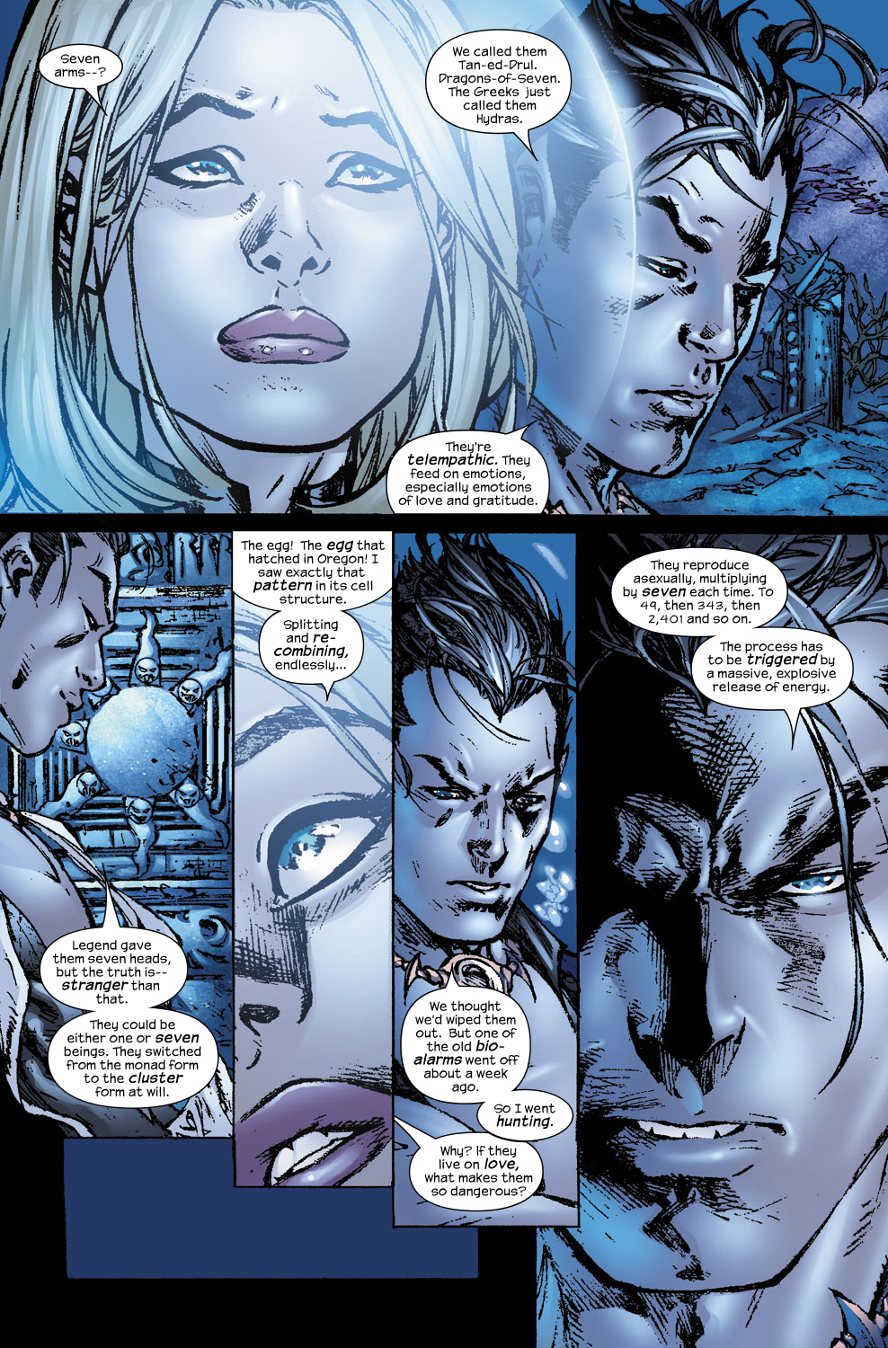 Read online Ultimate Fantastic Four (2004) comic -  Issue #56 - 15