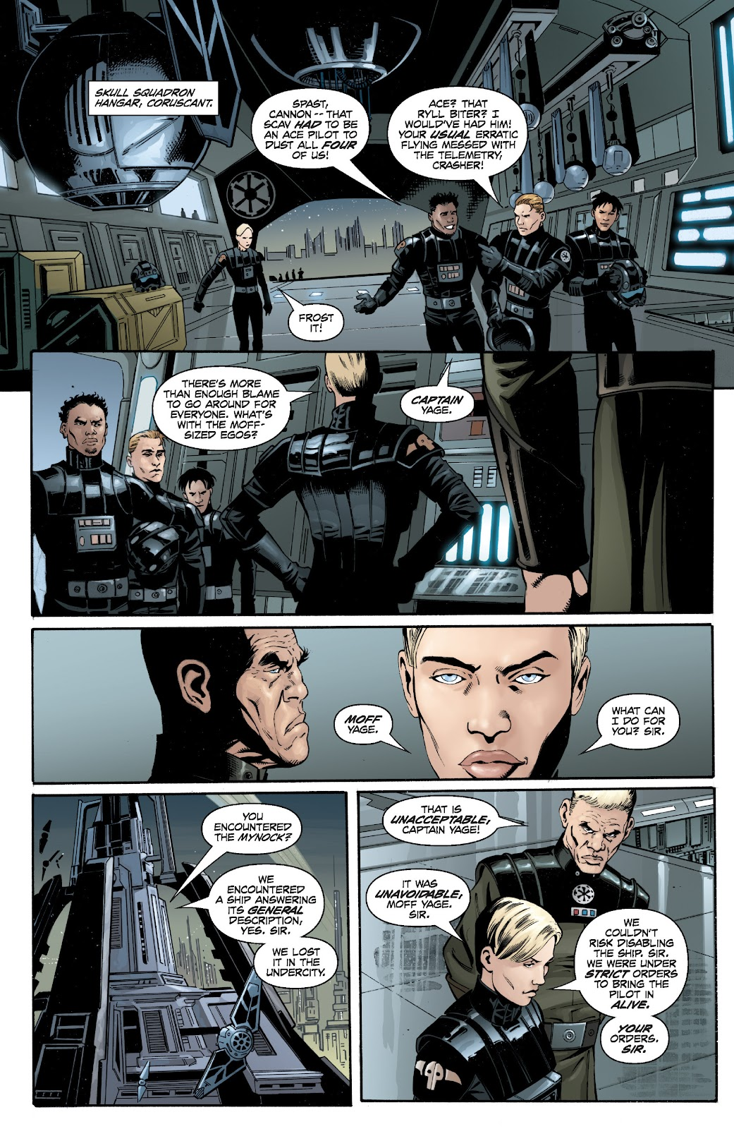 Read online Star Wars Legends: Legacy - Epic Collection comic -  Issue # TPB 1 (Part 4) - 32