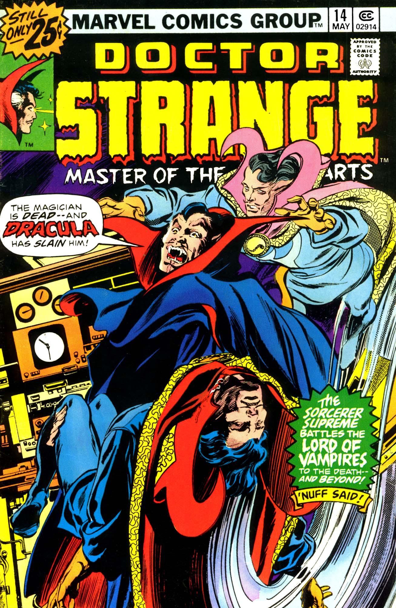 Doctor Strange (1974) 14 Page 1