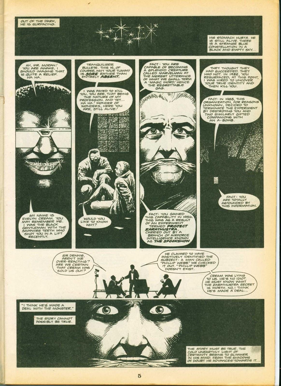 Warrior Issue #9 #10 - English 5