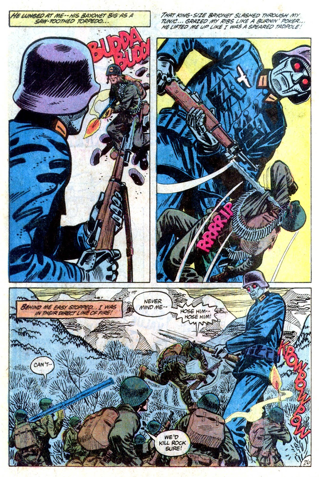 Sgt. Rock issue Annual 2 - Page 28