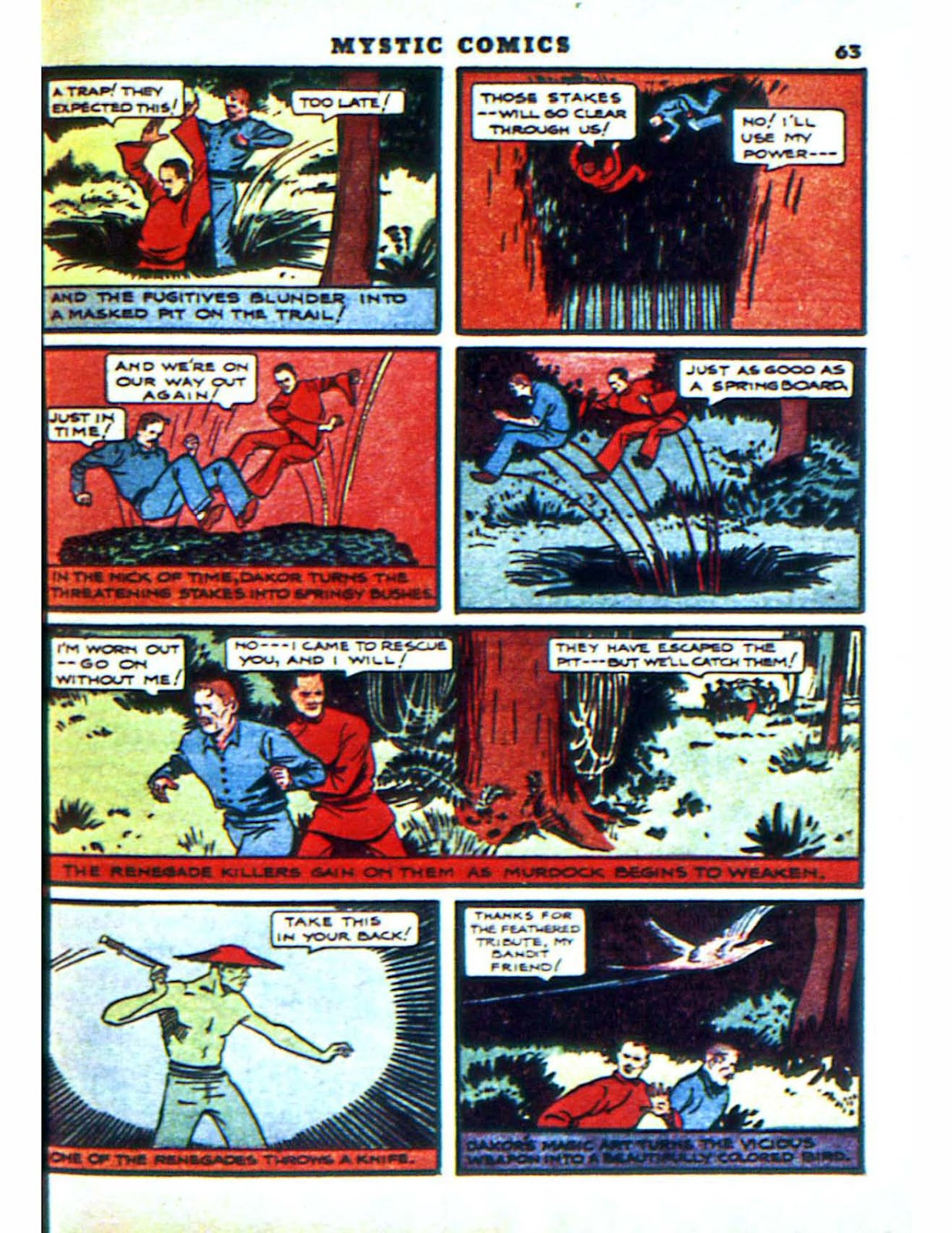 Mystic Comics (1940) issue 2 - Page 65
