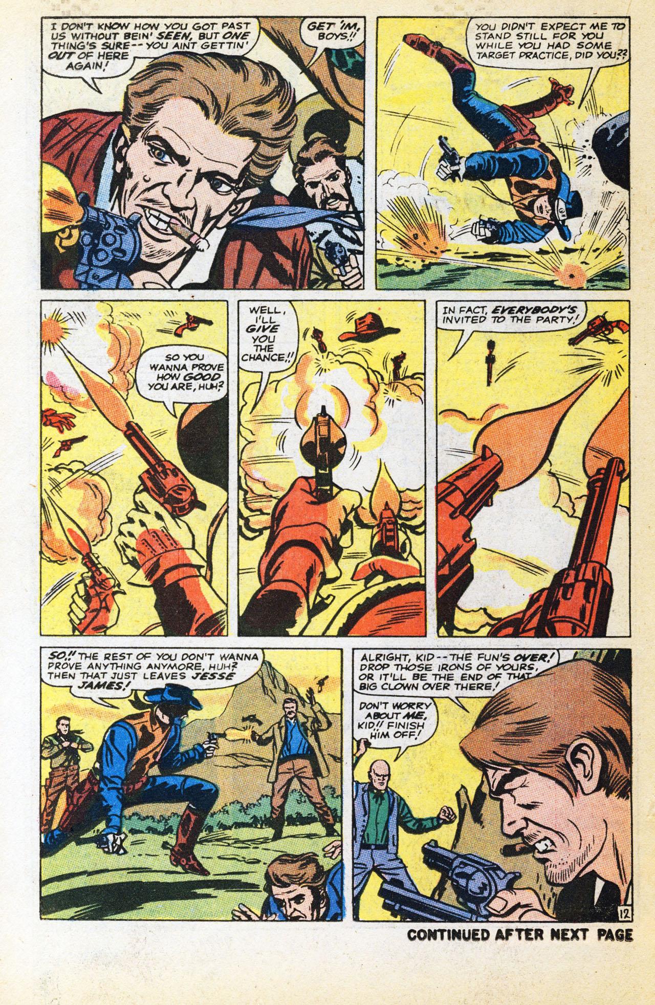 Read online Two-Gun Kid comic -  Issue #94 - 18