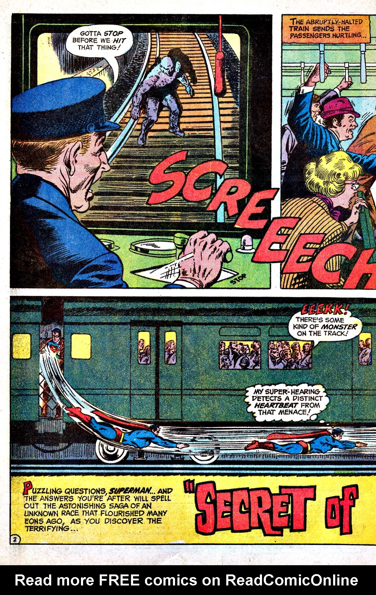 Read online Action Comics (1938) comic -  Issue #412 - 4