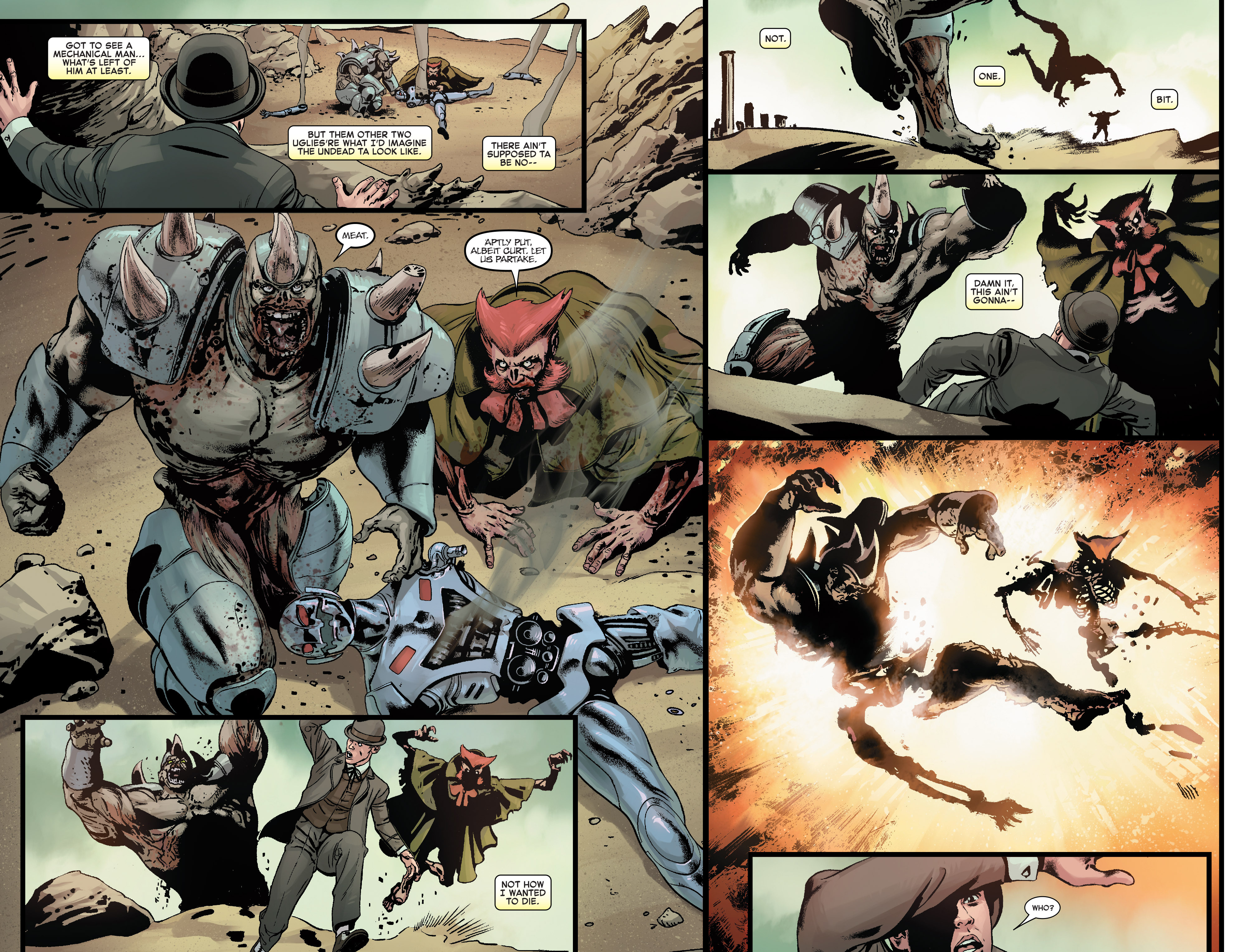 Read online Age of Ultron Vs. Marvel Zombies comic -  Issue #1 - 16