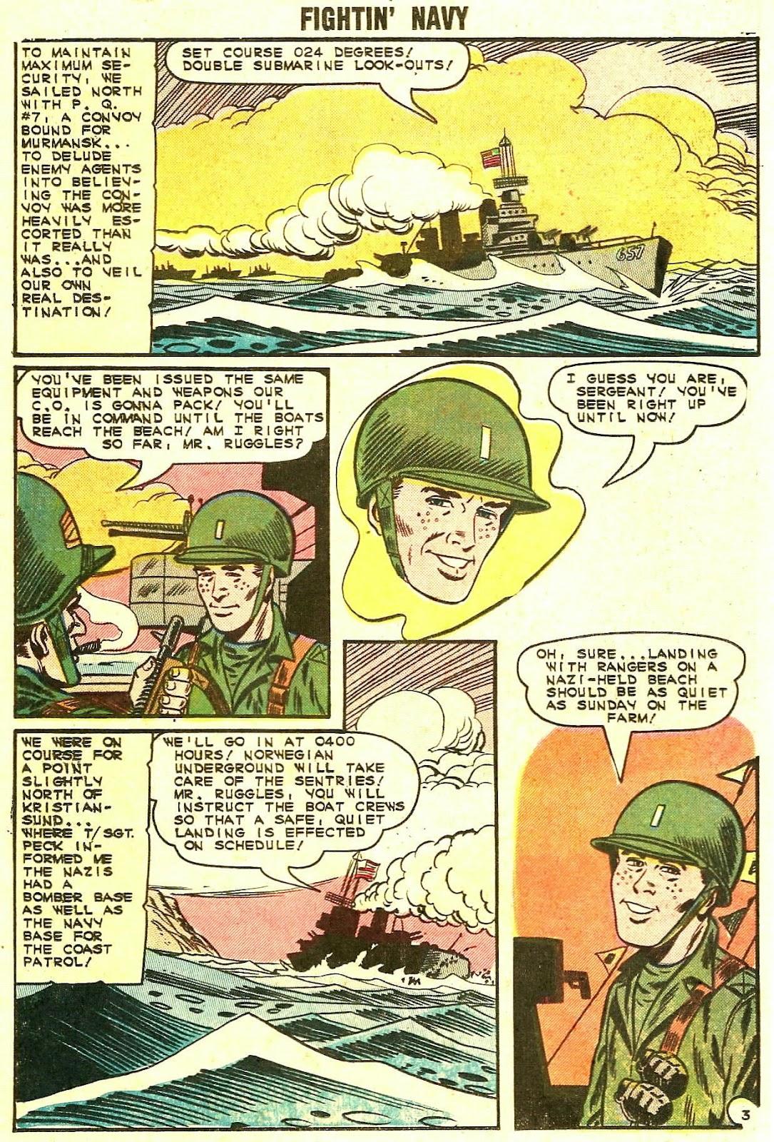 Read online Fightin' Navy comic -  Issue #119 - 14