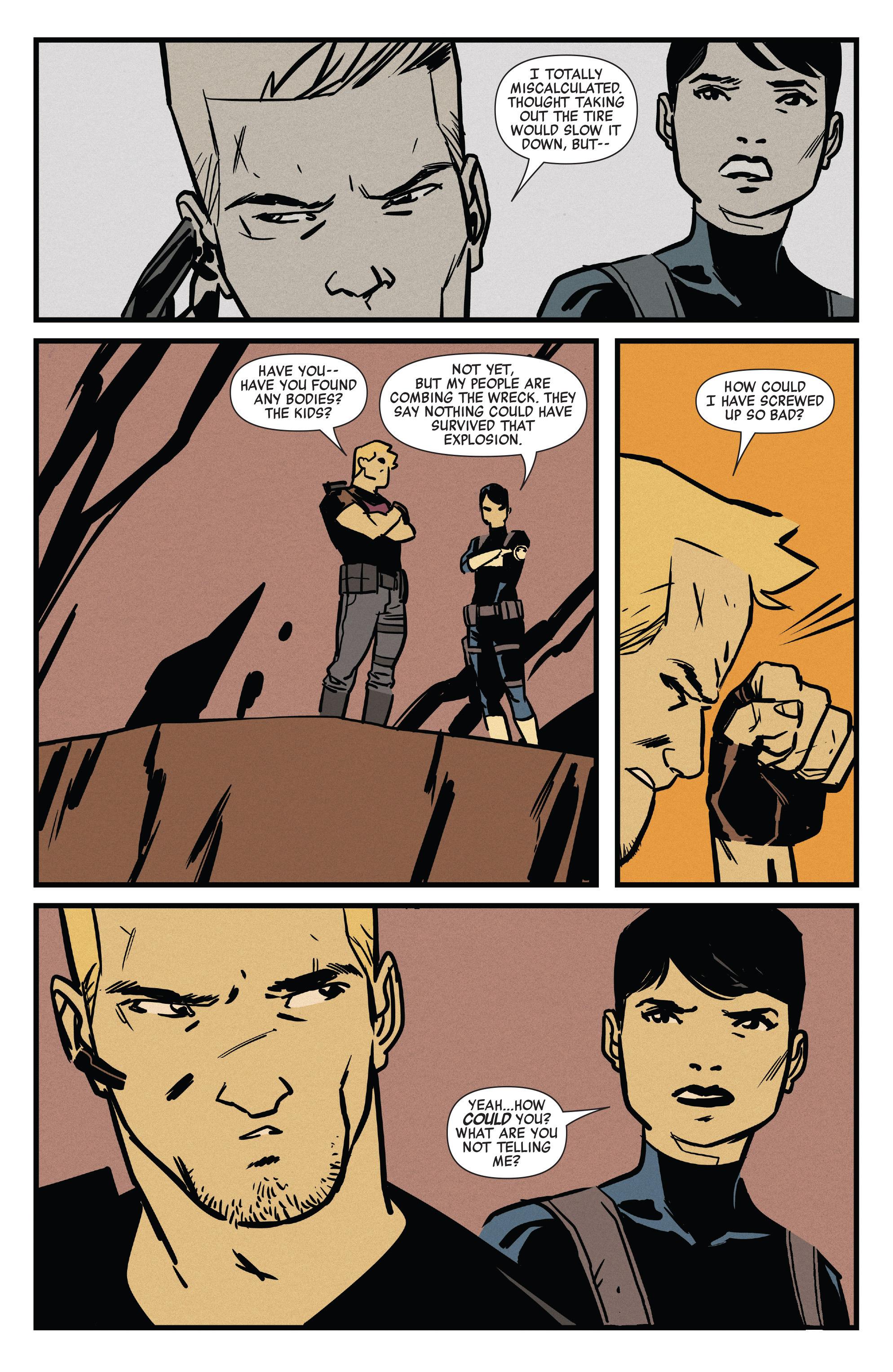 Read online All-New Hawkeye (2016) comic -  Issue #5 - 16