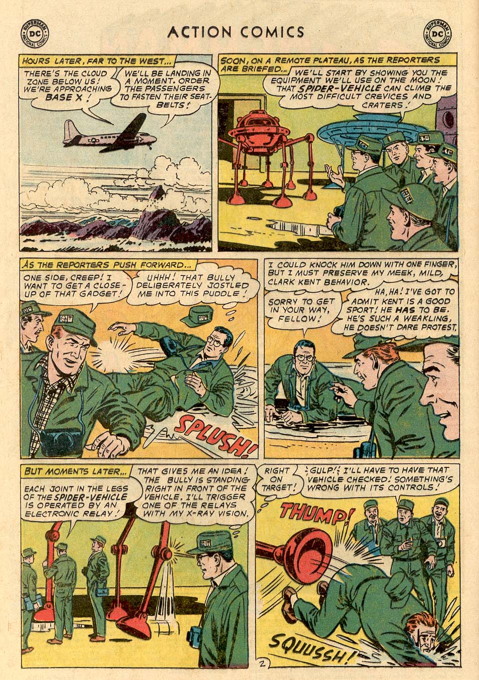Read online Action Comics (1938) comic -  Issue #324 - 4