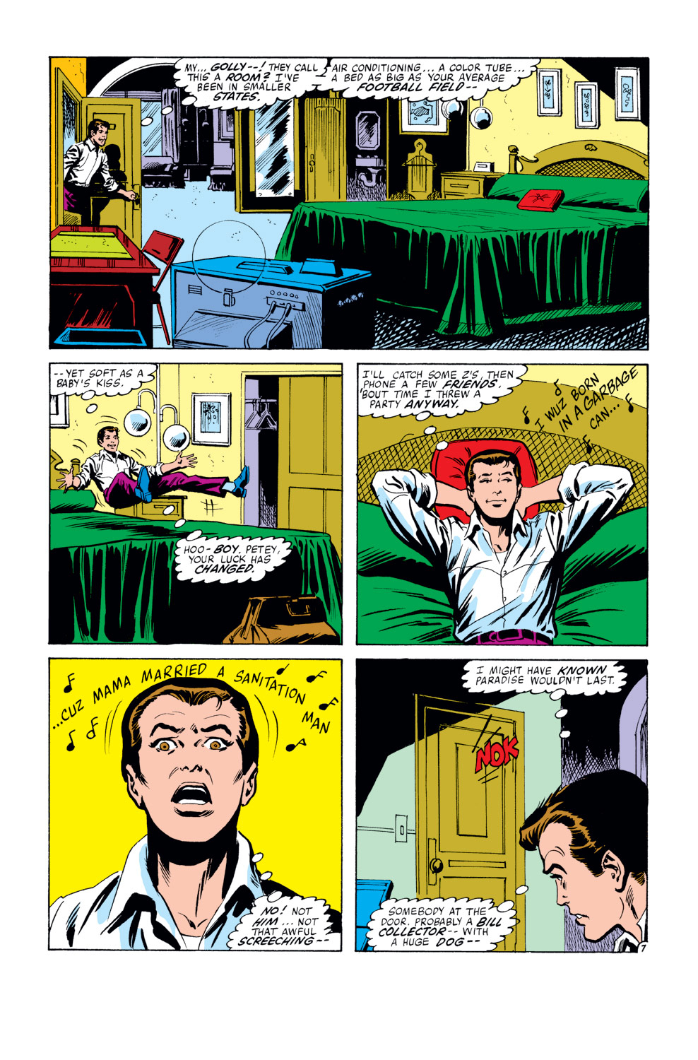The Amazing Spider-Man (1963) 214 Page 7