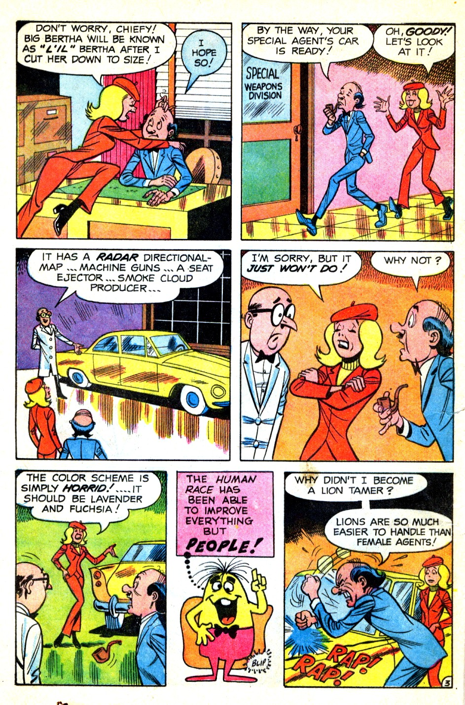 Archie's Madhouse issue 57 - Page 28