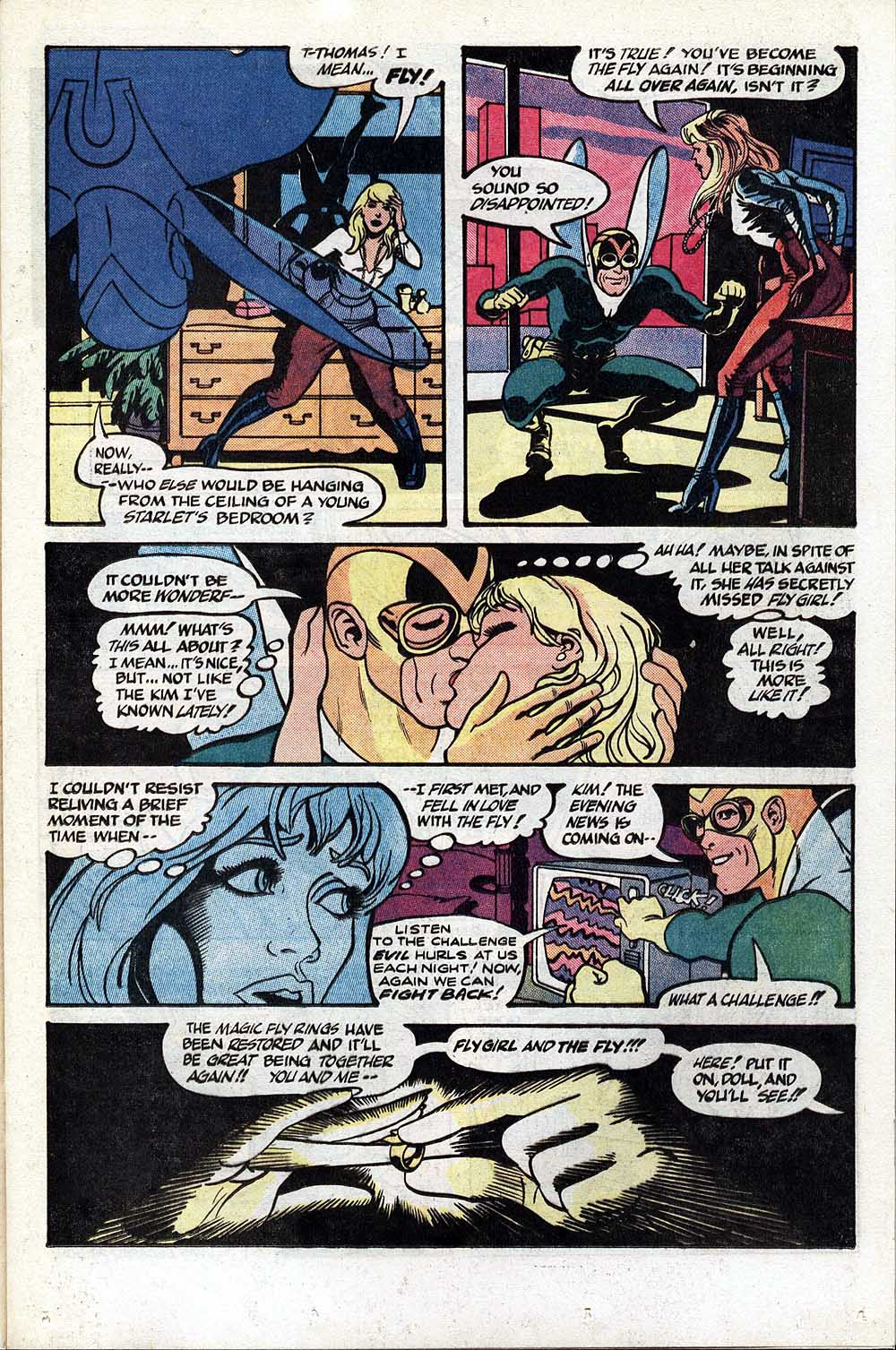 Read online The Fly (1983) comic -  Issue #1 - 12