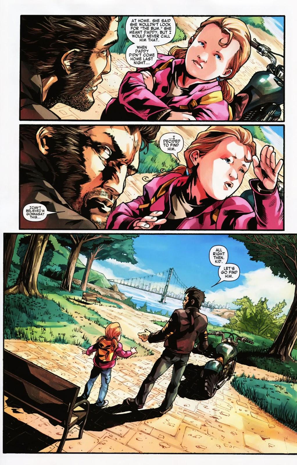 Read online Wolverine (2003) comic -  Issue #900 - 59