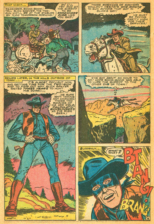 Read online Two-Gun Kid comic -  Issue #87 - 16