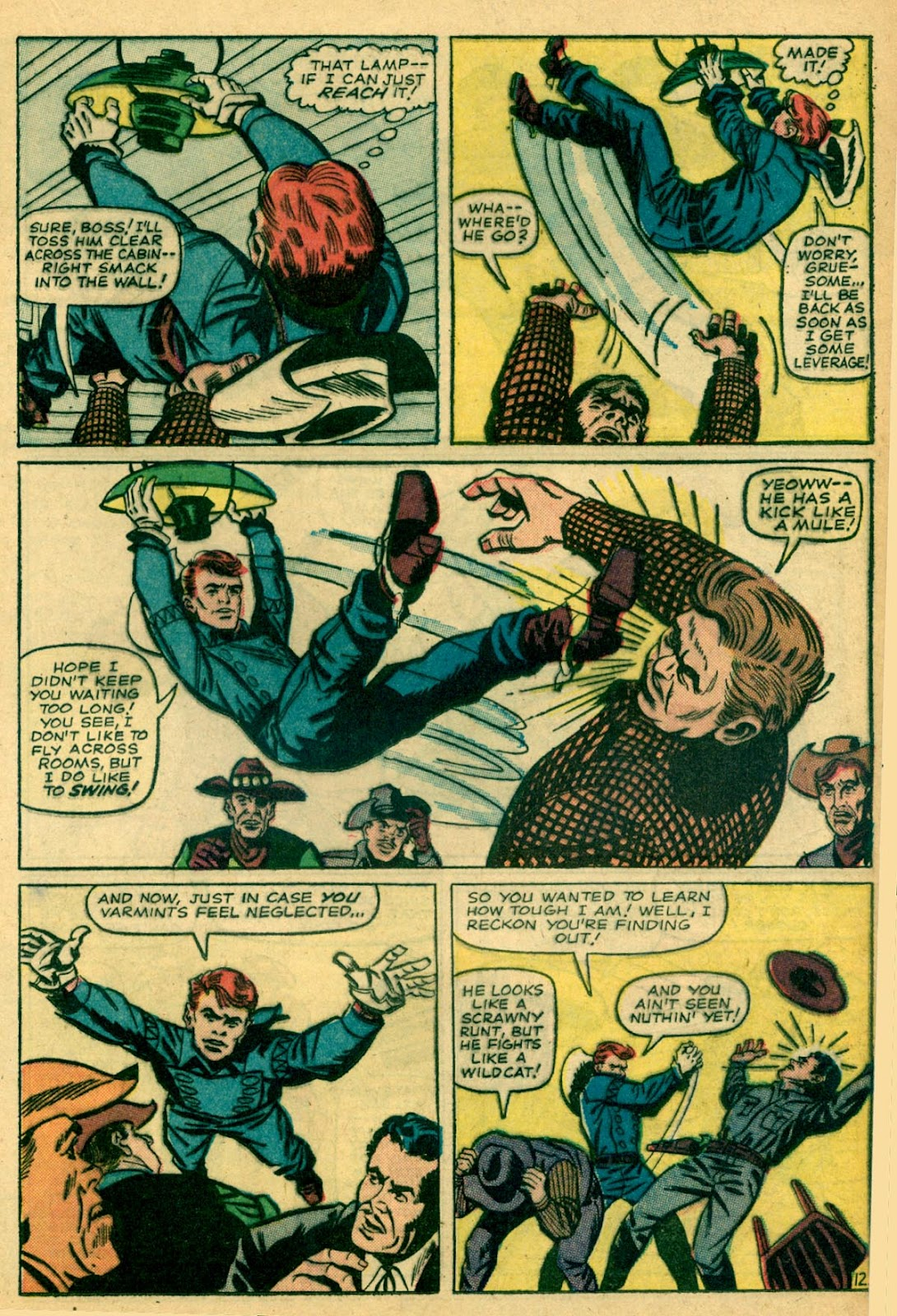 The Rawhide Kid (1955) issue 43 - Page 17