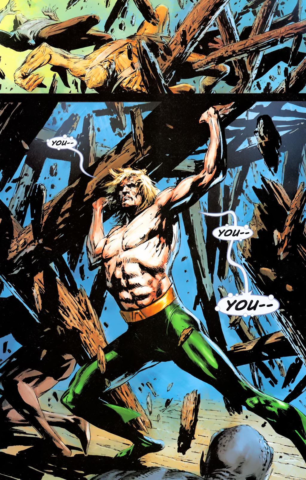 Read online Aquaman: Sword of Atlantis comic -  Issue #42 - 10