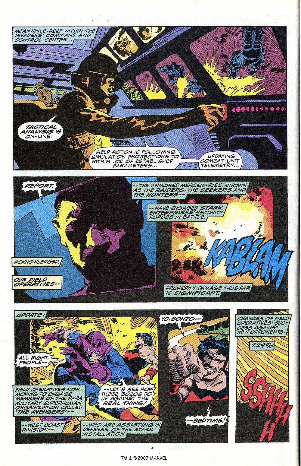 Iron Man Annual issue 13 - Page 6