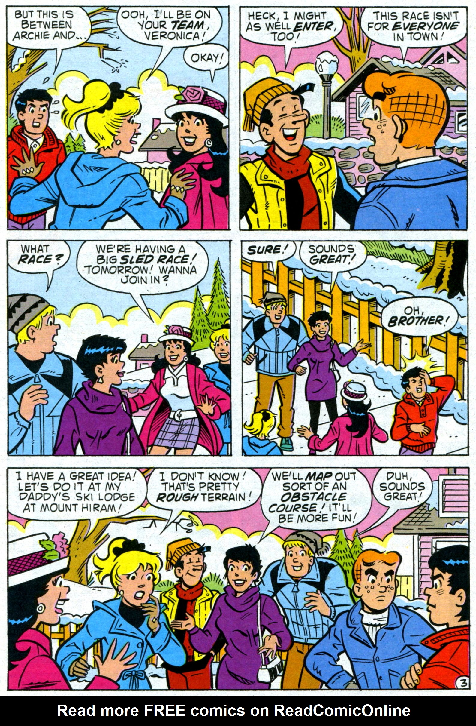 Read online World of Archie comic -  Issue #8 - 5