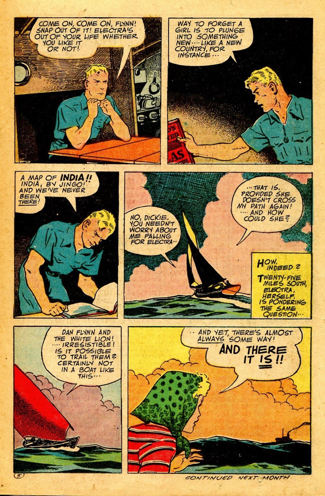 Read online Famous Funnies comic -  Issue #126 - 25