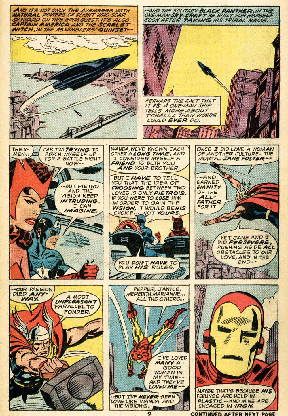 The Avengers (1963) 110 Page 7